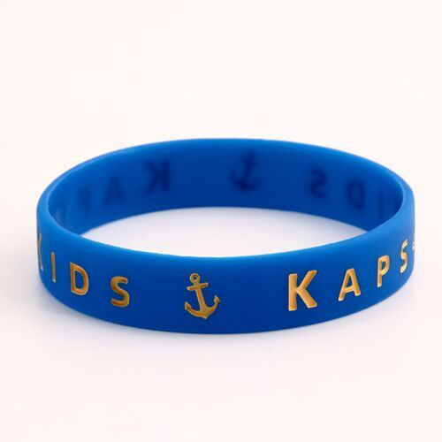 KAps 4 Kids Silicone Wristbands