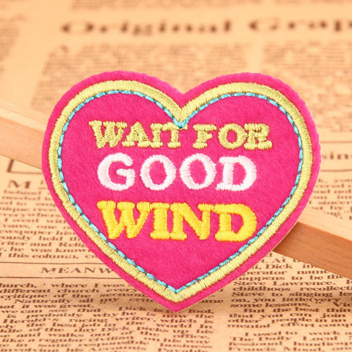 GOOD WIND Custom Patches