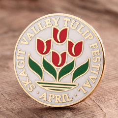 Tulip Festival Custom Pins