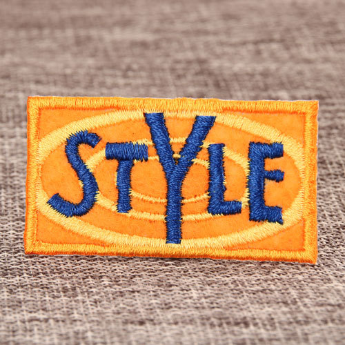 STYLE Custom Made Patches