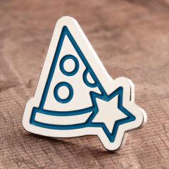 Pizza Lapel Pins