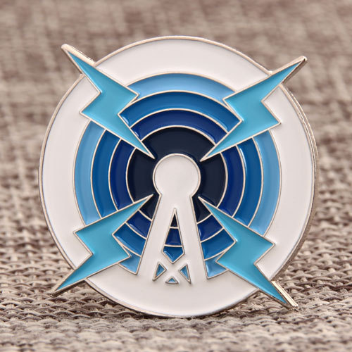 Signal Tower Lapel Pins