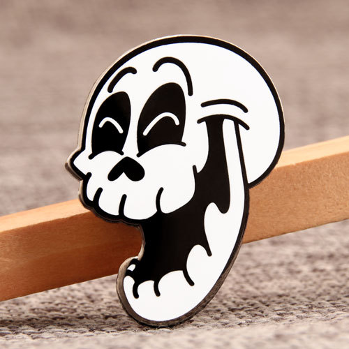 Skeleton Custom Enamel Pins
