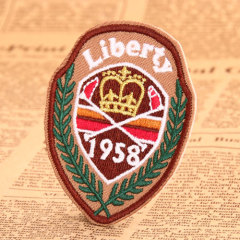 Liberty Custom Patches Online