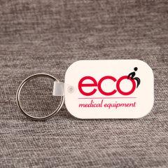 ECO PVC Keychain