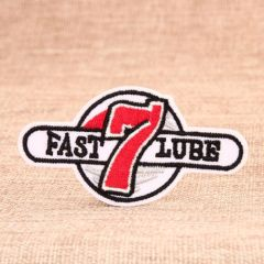 FAST LUBE Custom Patches