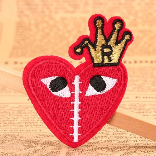 Heart Doll Custom Patches