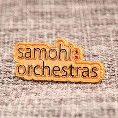 Samohi Custom Lapel Pins