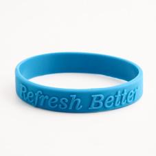 Refresh Better&Drink Water Wristbands