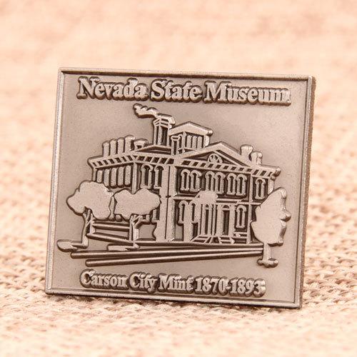 Museum Custom Pins