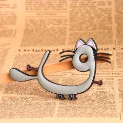 Cat PVC Magnet