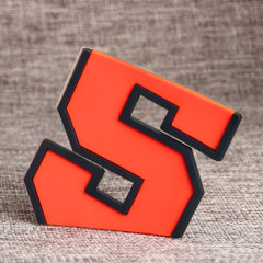 S shape PVC Patches