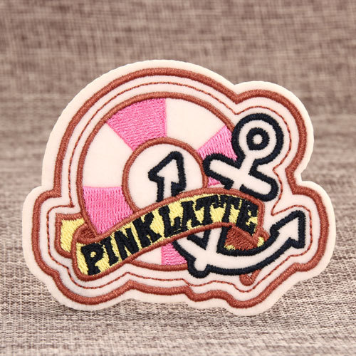 Latte Custom Made Patches