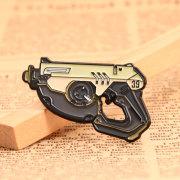 Toy Pistol Custom Metal Pins