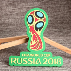 2018 FIFA World Cup PVC Magnet