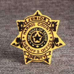 Junior Deputy PVC Lapel Pin