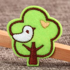 Tree Custom Patches No Minimum