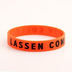 LCC Cheap custom wristbands