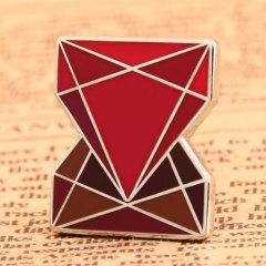 Diamonds Lapel Pins