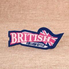 British Custom Patches Online