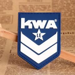 KWA's PVC Patches