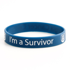 Georgia Cancer Center Wristbands
