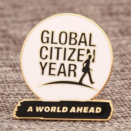 Global Citizen Year Shirt Pins