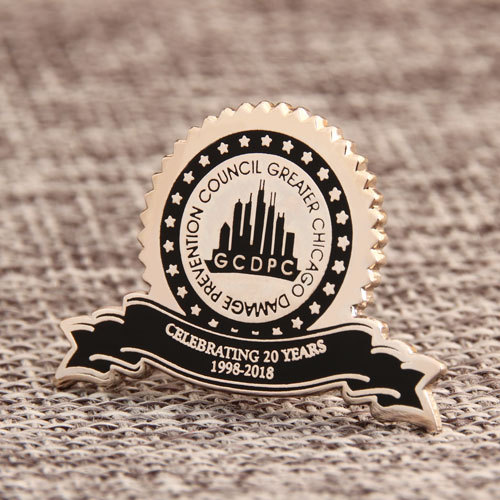 GCDPC Custom Pins