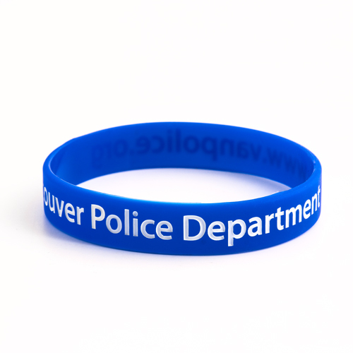 Vancouver Police Department Wristbands