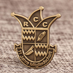 RCC Custom Pins