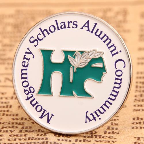 Alumni Community Lapel Pins