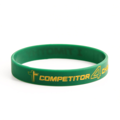 Competitor wristbands