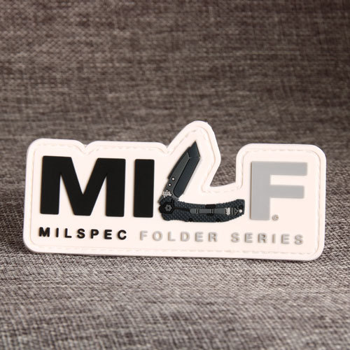 MILF PVC Patches