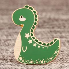 Dinosaur Custom Enamel Pins