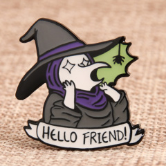 Witch Custom Lapel Pins