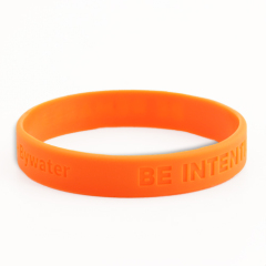 Be Intentional Wristbands