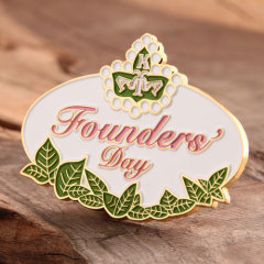 Founder Custom Enamel Pins