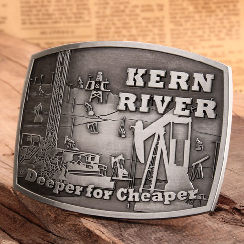 Kern River Belt Buckles