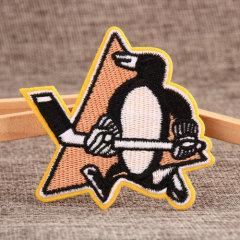 Penguin Custom Patches