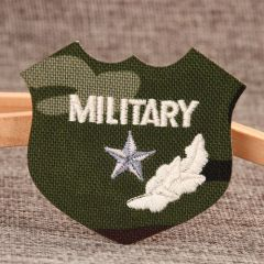 Military Custom Patches Online