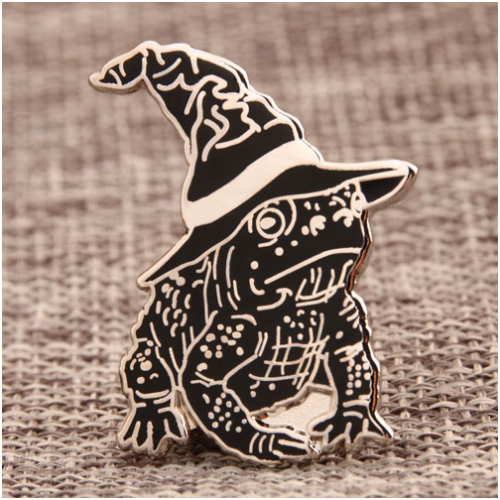 Frog Custom Pins