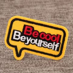 Be Cool Custom Patches