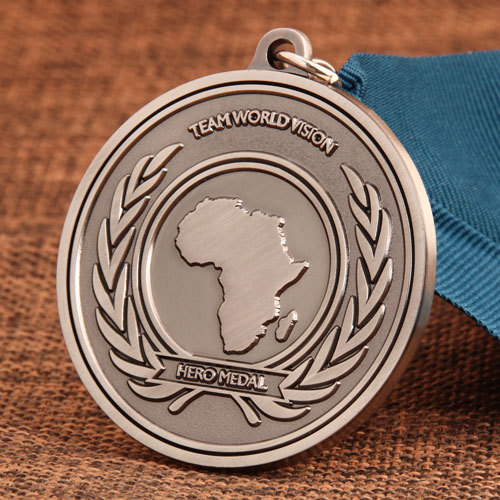 Hero Charity Medals