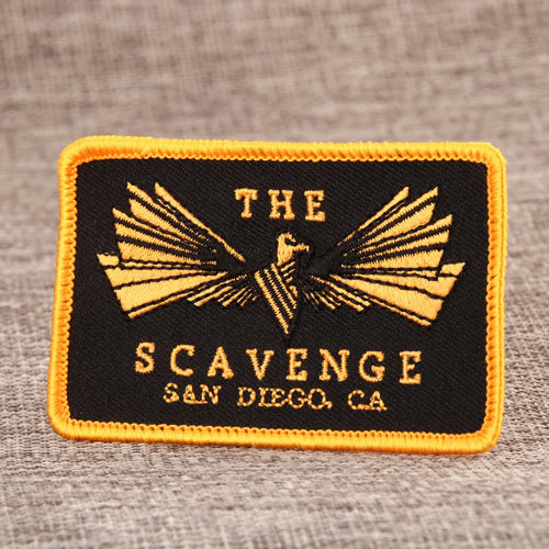 Scavenge Custom Patches