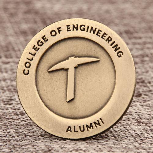 Alumni Custom Lapel Pins