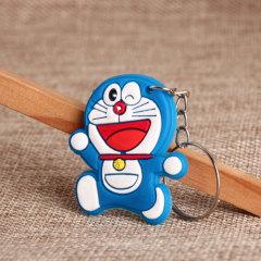 Custom Doraemon PVC Keychain