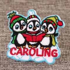 Caroling Custom Patches Online