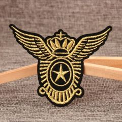 Wing Custom Made Patches