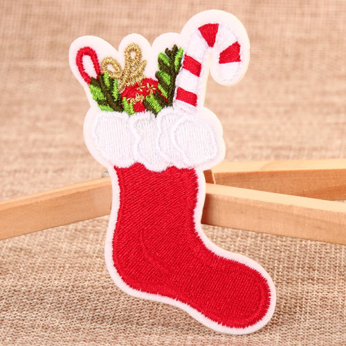 Christmas Stockings Cheap Patches