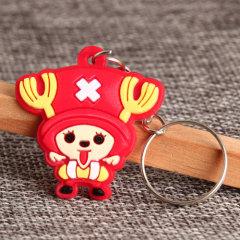 Chopper PVC Keychain